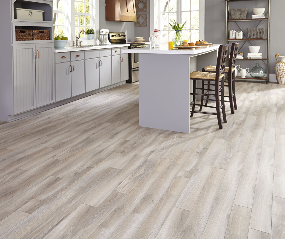 Plastic Flooring For Home: Luxury Vinyl