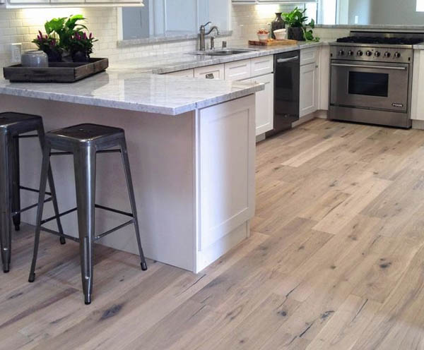 The Planks Easily Click Into Place And Are Laid Over A Foam Or Film Surface  Above The Foundation. Laminate Flooring Is A Perfect Alternative To  Hardwood If ...
