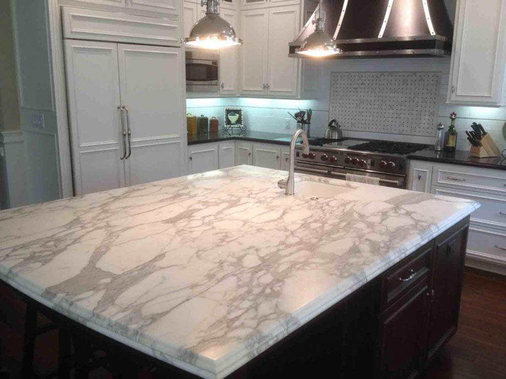 Types of Kitchen Countertops - Verona - For Kitchen, Bath ...